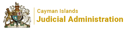 Cayman Islands Judicial & Legal Website |  An official website of the Cayman Islands Government Logo