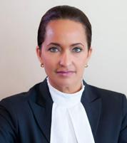 Honourable Ingrid Mangatal LL.B (Hons.)